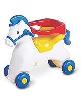 Toyzone Napolean Horse, Multi Color