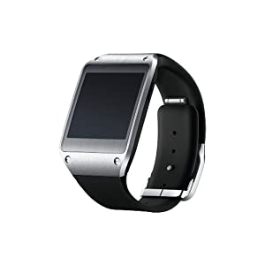 Samsung Galaxy Gear Smartwatch (Jet Black), 4GB