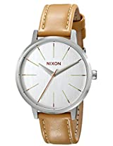 Nixon Women's A1081603 Kensington Leather Watch