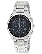 Citizen Eco-Drive Analog Blue Dial Mens Watch-BL7110-51L