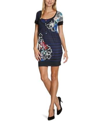 Desigual Vestido corto, 27V2874 (Azul)