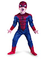 The Amazing Spider-man Movie Muscle Costume