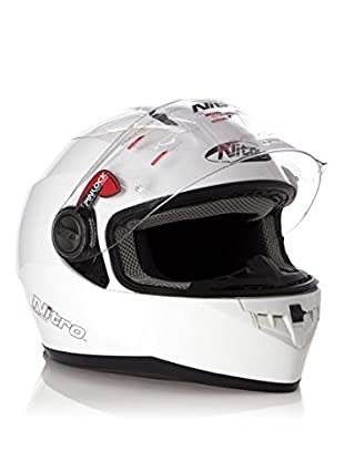 Nitro Casco N2100 (Blanco)