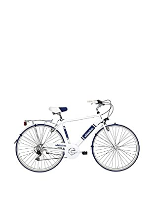 Cicli Adriatica Bicicleta Panarea Blanco / Azul