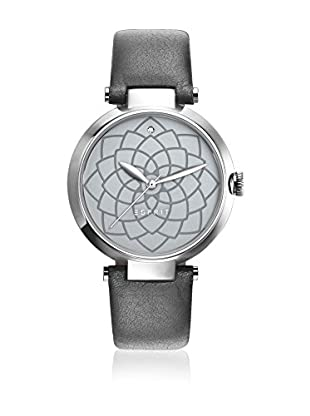 Esprit Orologio al Quarzo Woman Secret Garden Grey Silver 32 mm
