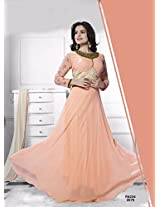 Amisha Patel in New Arrival sky pink Salwar suit