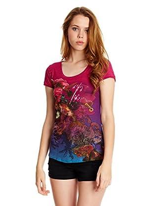 SideCar Camiseta Manga Corta Angelica