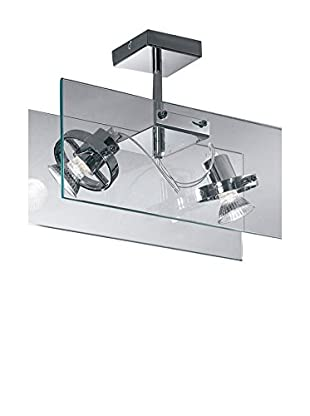 Linea Light Deckenlampe Orbis 2 kristall/chrom
