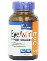 Nutrex Hawaii MD Formulas EyeAstin, 60-v-gels Bottle