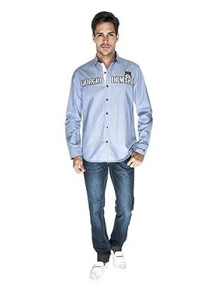 Giorgio Di Mare Camisa Marko (Azul)
