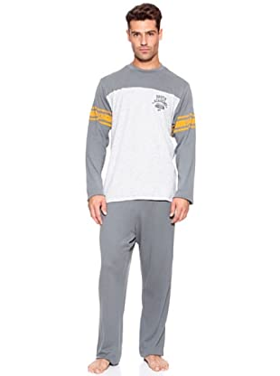 Abanderado Pijama Caballero South Academy (Gris)