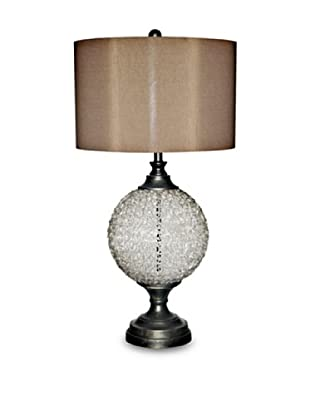 Greenwich Lighting Emerson Table Lamp, Antiqued Bronze