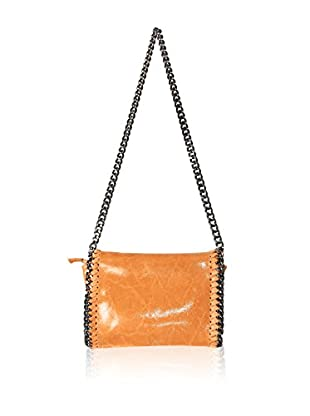 Carla Belotti Bandolera Handbag Light Brown Salome