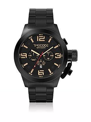 Timecode Quarzuhr Man Wto 1994 schwarz 50 mm
