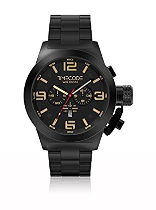 Timecode Reloj de cuarzo Man Wto 1994 Negro 50 mm