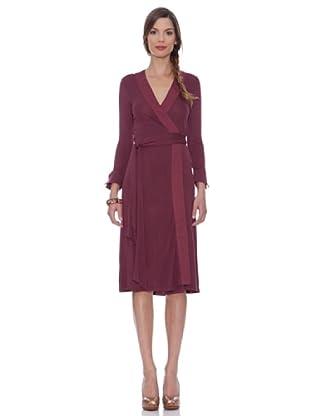 SIYU Kleid Basic (Violett)