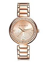 ESPRIT Analog White Dial Women's Watch - ES106022007