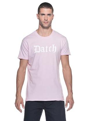 Datch Camiseta MC Logo (Rosa)