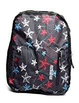 American Tourister Black Reversible Backpack - 85Z(0)79 006
