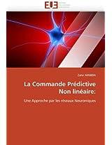 La Commande Predictive Non Lineaire (Omn.Univ.Europ.)