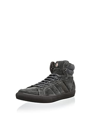 Moncler Men's High-Top Sneaker (Grey)