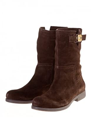 Scholl Botas Ankle Sue (Chocolate)