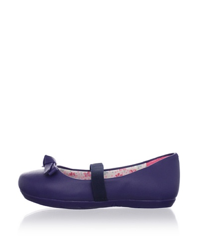 Pampili Kid's Bow Mary Jane (Blue)