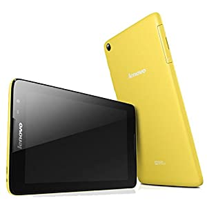Lenovo A8-50 Tablet (16Gb, WiFi, 3G, Voice Calling), Yellow
