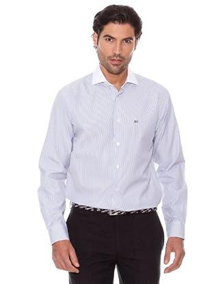 Pedro Del Hierro Camisa Clásica (gris oscuro)