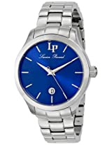 Lucien Piccard Women's LP-12915-33 Coimbra Analog Display Japanese Quartz Silver Watch