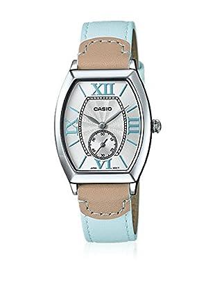 Casio Reloj con movimiento cuarzo japonés Woman Ltp-E114L-2A 27.0 mm