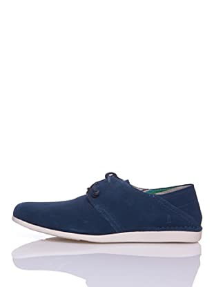 Rockport Zapatos Clásicos Twz Ii Boat Shoe (Azul)