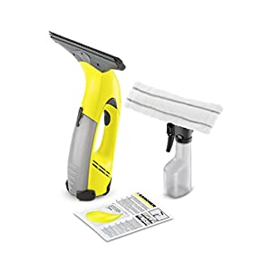 Karcher WV 50 Plus Window Vacuum Cleaner (Yellow and Black)