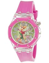 Disney Analog Multi-Colour Dial Girl's Watch - SA8524DFR01
