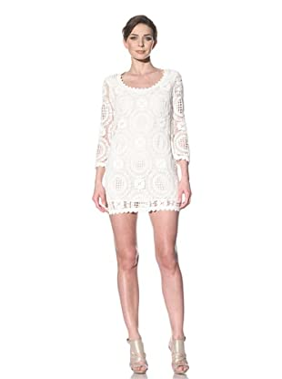 French Connection Women's Lark Rise Lace Dress