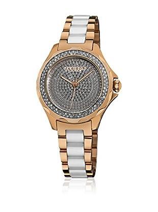 Akribos XXIV Reloj con movimiento cuarzo suizo Woman Rosado 35 mm