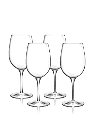 Luigi Bormioli Set of 4 Allegro 16.25-Oz. Chardonnay Wine Glasses