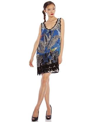 Custo Vestido (Azul)