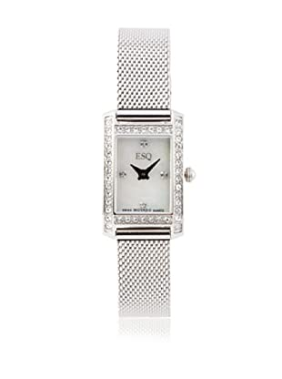 ESQ by Movado Women's 07101378 Neve Square Stainless Steel Watch