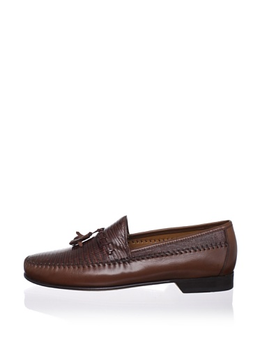 Mezlan Men's Tassel Loafer (Tan)