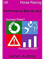 Performance Bets & Lays: Horse Racing UK