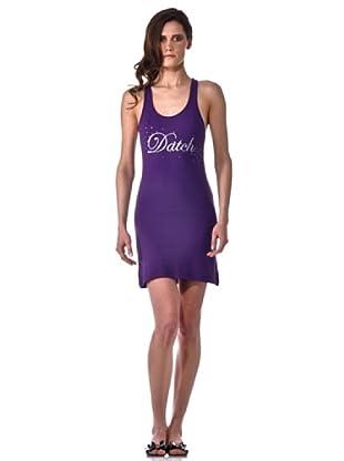 Datch Beachwear & Underwear Vestido (Morado)