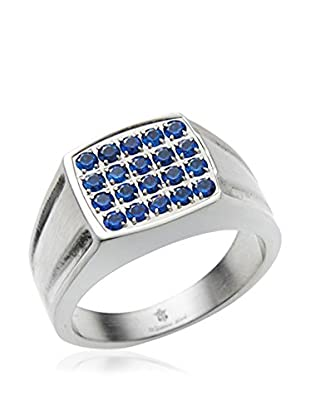 Blackjack Jewelry Ring Blue Ring
