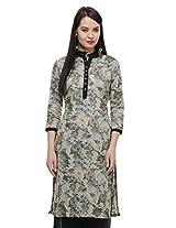 MYRA Multicolor Cotton Kurti For Women MYRA072