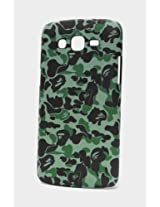 Fonokase Case for Samsung Galaxy Grand 2 Army Series Hard Back + Screen Guard