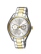 Esprit Analog White Dial Women's Watch - ES107842003