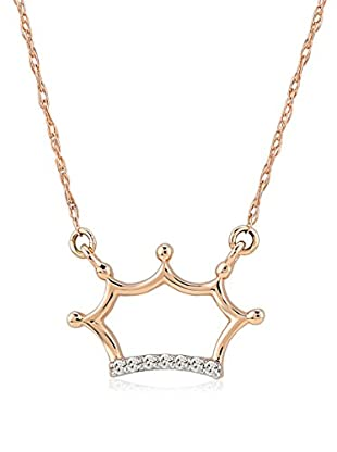 ZZ_Divas Diamond Halskette 0,86 gr 14K Rose Gold
