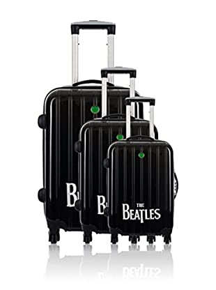 LES BEATLES BY PLATINIUM Set de 3 trolleys rígidos