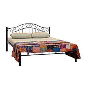 FK Metal Bed (Queen Size)