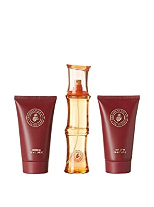 Caribbean Joe Eau de Toilette Damen 3 tlg. Set Caribbean Joe For Girl